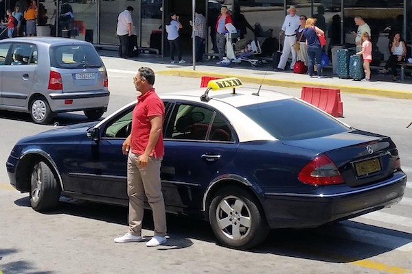 Rhodes Airport Taxi